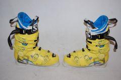 Lyžařské boty sjezdové Salomon X-max 130 16 17 EU 42 b2d07487ef