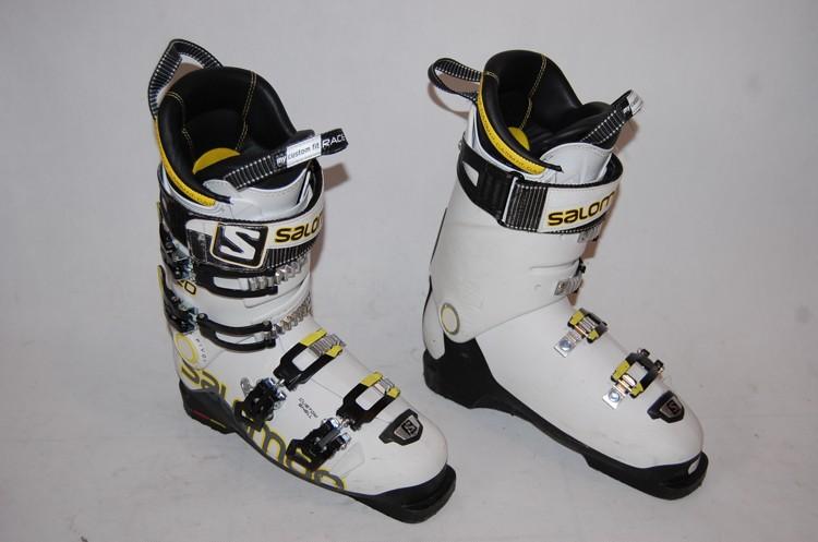 Lyžařské boty sjezdové Salomon X-Max 120 16 17 EU 42 d360cfed3a